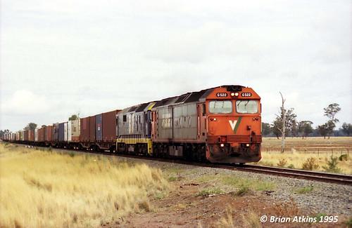 G522 8107 Garema 5MA5 5.5.95