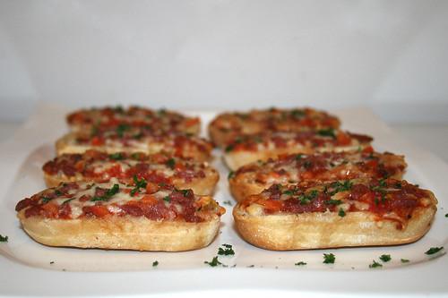 Mini-Baguette Salami Dr. Oetker
