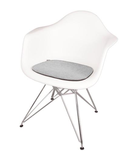 filz auflage geeignet f r eames armchair daw dax dar rar. Black Bedroom Furniture Sets. Home Design Ideas