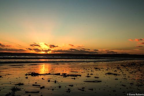sunset wfc swanseabay smq