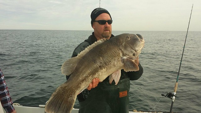 Anglers open the new year with two state fishing records for Maryland state fish