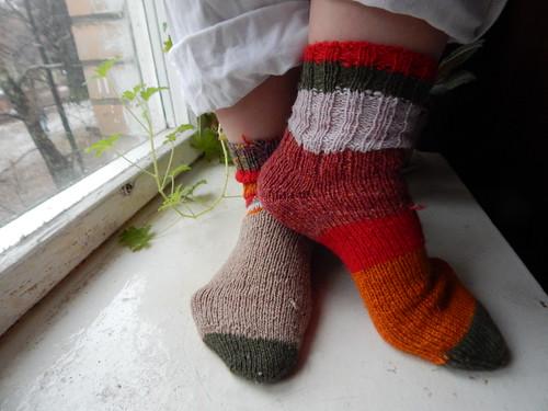 готовые носки2