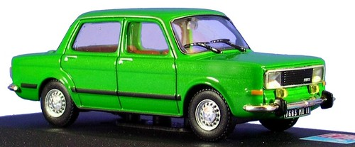 34 Univ.Hobbies Simca 1000