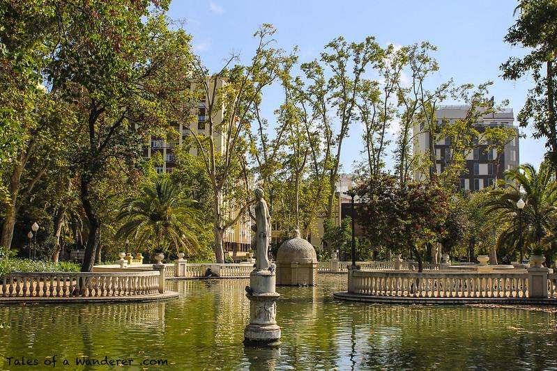 CASTELLÓN DE LA PLANA - Parque Ribalta
