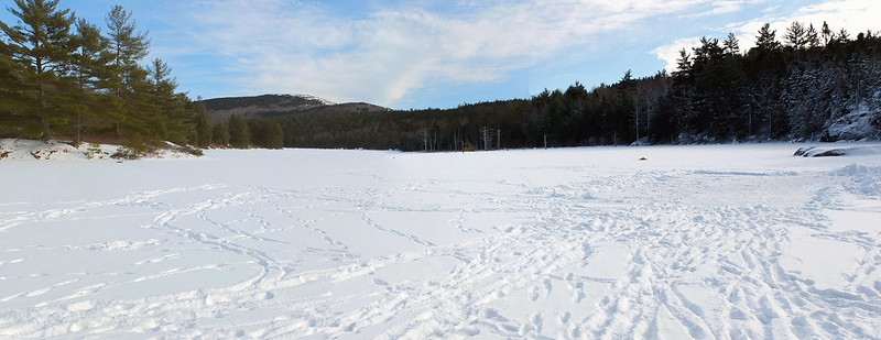 Donnell Pond   1-11-15