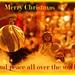 Merry Christmas - Frohe Weihnachten by Ostseeleuchte