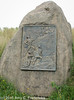 Groton CT - Fort Griswold - William Montgomery relief by etacar11