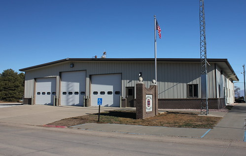 Fire Station - Grafton, NE