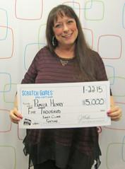Pamela Henry - $5,000 First Class Fortune