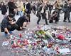 Hommage aux victimes de Charlie Hebdo by Claudecf
