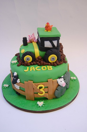 Trailer Cakes For Boys
