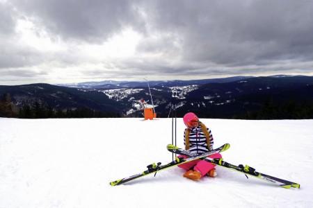 SNOW tour 2014/15: Harrachov – středa, lyžovat je třeba!