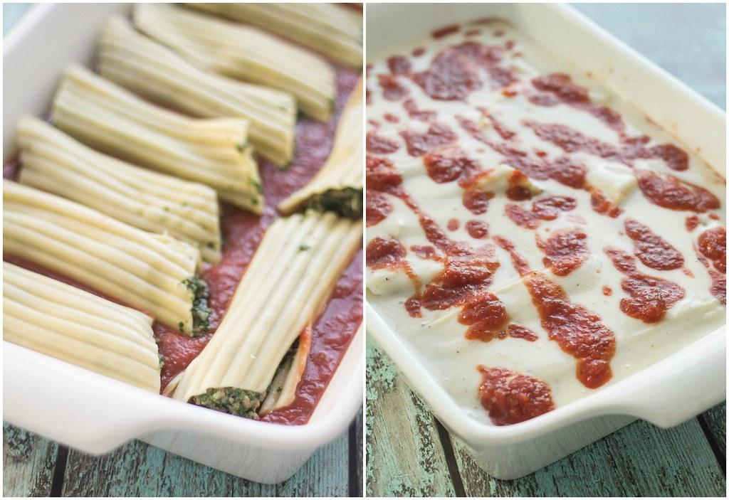 Cannelloni med oksekød og spinat (6)