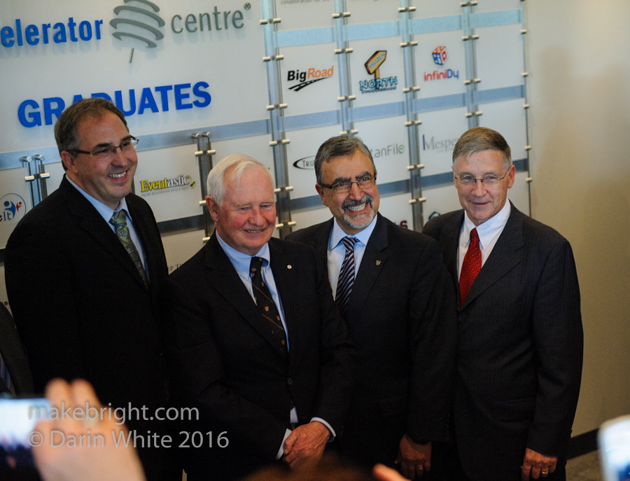 Governor General David Johnston at the AC - May 2016 490