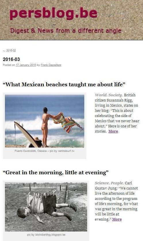 persblog 2013-2016