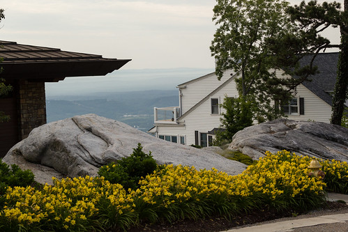 mountain lookout chattanooga view houses rock lilies windows perspective mist morning canon outstandingromanianphotographers