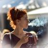 San Sebastián / Donostia. Retrato robado entre humo.