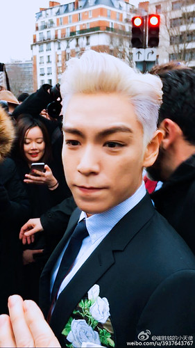 TOP - Dior Homme Fashion Show - 23jan2016 - 3937643767 - 06