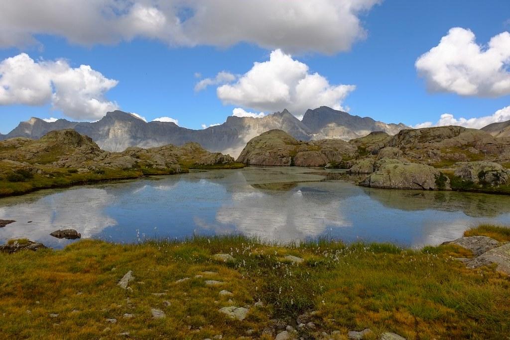 Anello Ferrere – Colle del Ferro – Laghi Morgon – Colle del Puriac – Ferrere – Valle Stura
