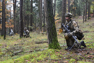 OPFOR at Combined Resolve III