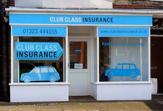 Club Class Insurance, Eastbourne