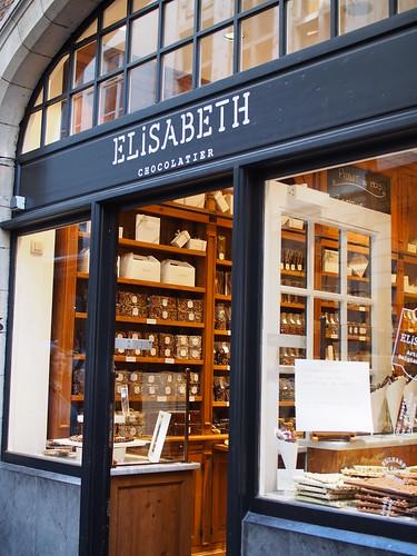 Elisabethのチョコレート