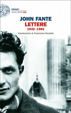 Einaudi copertina lettere John Fante