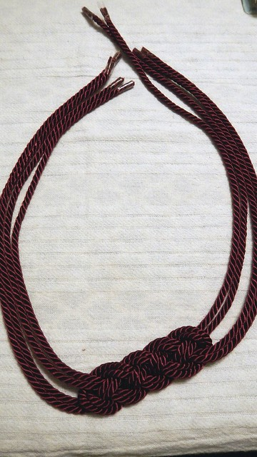 Nautical Knot Necklace 25