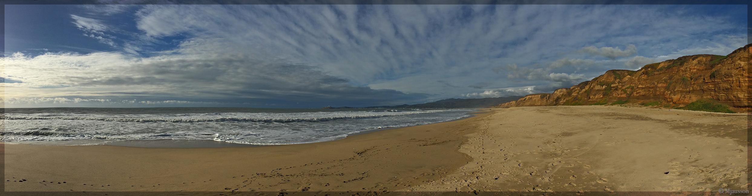 Half Moon Bay Panorama 1