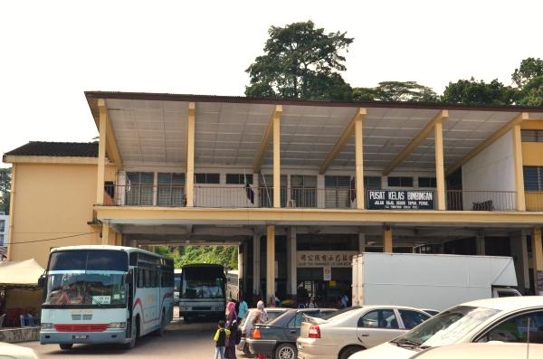 Tapah Bus Station