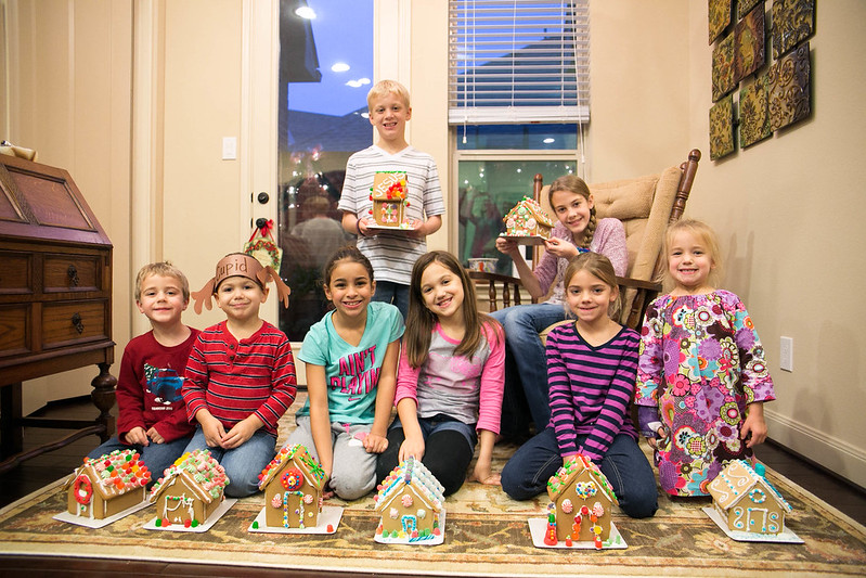 Gingerbread Houses 2014-43