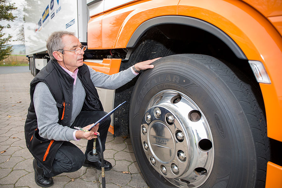 DAF готовится к заезду на European Truck Challenge 2014