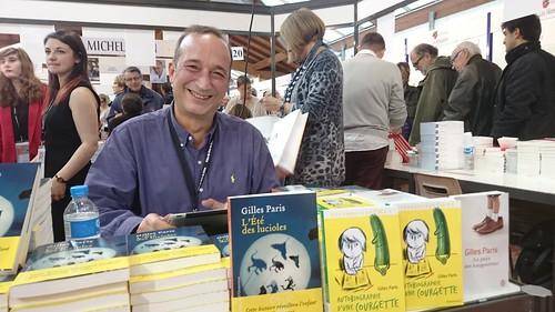 Gilles Paris Autobiographie d'une courgette