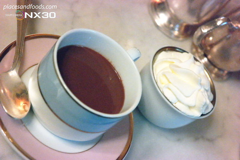 paris laduree Laduree chocolat viennois