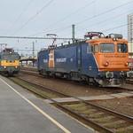 01.11.14 Szolnok 431.134 and 40.0582