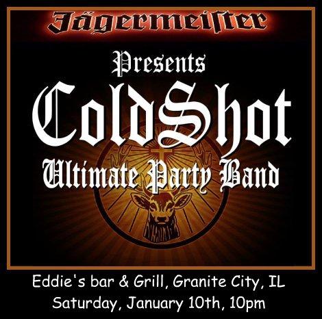 ColdShot 1-10-15