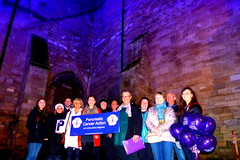 Lighting up St Augustine Hedon