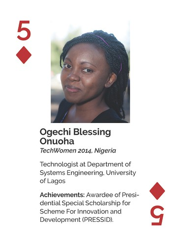 TechWomen Ogechi Blessing Onuoha (2014-Nigeria)