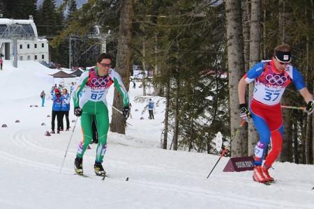Jak Čech a Ir jeli na olympiádu - 10. díl - Někdo nevyladí a někdo zase lítá jako vítr