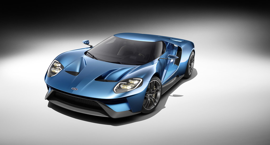 All-New Ford GT Supercar