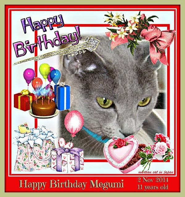 Happy Birthday Megumi