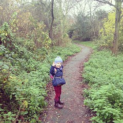 """22.11.2014 - """"Come on mummy"""" #project365 #365lizz"""