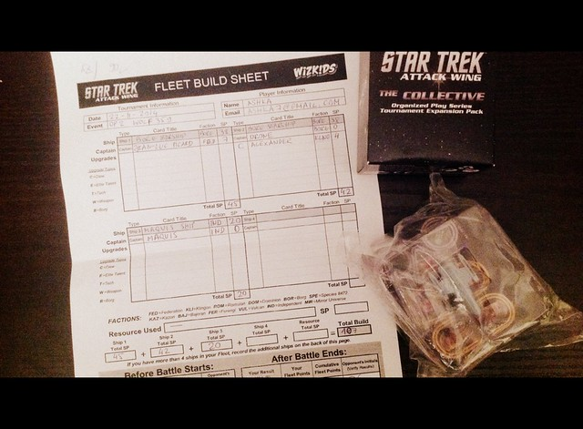 Star Trek Attack Wing OP2