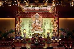 Bodhisattva Cintamanicakra Avalokitesvara, Buddha Tooth Relic Temple