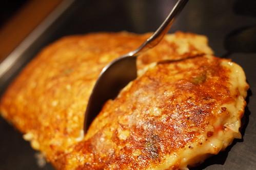 doroyaki omelet