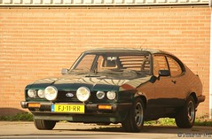 race car, automobile, vehicle, ford capri, ford, sedan, land vehicle, coupã©, sports car,