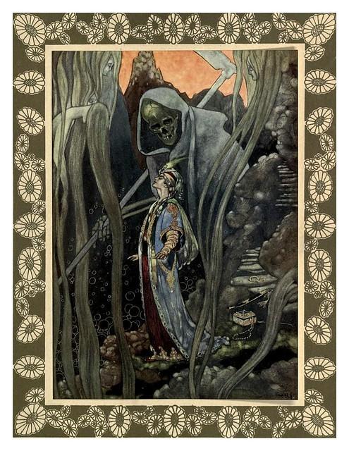006-Rubáiyát of Omar Khayyám-1913- Ilustrado por René Bull