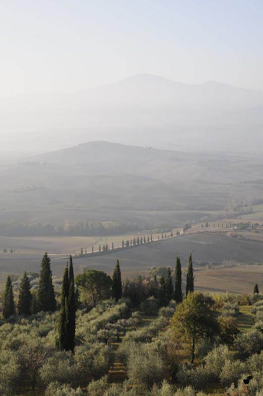 Pienza, Toscany