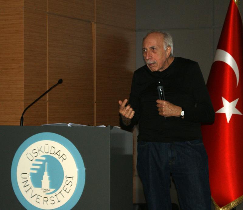 """Selçuk Erez ile """"Yaratıcılık"""" konferansı gerçekleştirildi."""