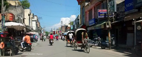 street india punjab kapurthala